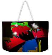 A Monstrously Fun Ride Weekender Tote Bag