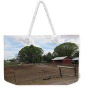 A Mormon Barn Weekender Tote Bag