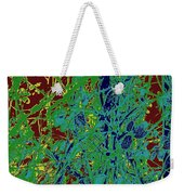 A Mosaic By The Chocolate Vine Weekender Tote Bag