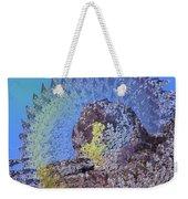 A Mossy Rock  Weekender Tote Bag
