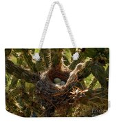A Mothers Protection Weekender Tote Bag