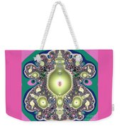 A Mothers Womb Gods Garden Of Life Weekender Tote Bag