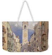 A Motif From Sterzing Weekender Tote Bag