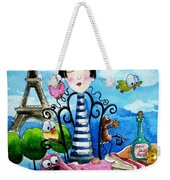 A Moveable Feast Weekender Tote Bag