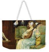 A Musical Interlude Weekender Tote Bag