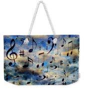 A Musical Storm 3 Weekender Tote Bag