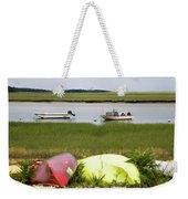 A Nauset Marsh View Weekender Tote Bag
