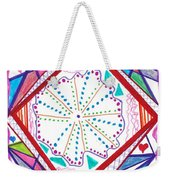 A New Angle Weekender Tote Bag