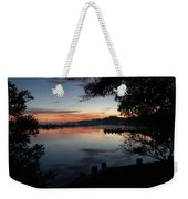 A New Day... Weekender Tote Bag