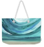 A New Start Wide- Art By Linda Woods Weekender Tote Bag