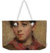 A Newlyn Maid Weekender Tote Bag