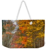 A Newport Autumn Weekender Tote Bag
