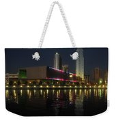 A Night At The Museum Weekender Tote Bag