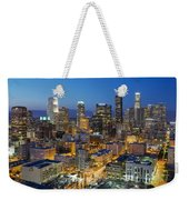 A Night In L A Weekender Tote Bag