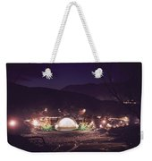 A Night Performance At The Hollywood Weekender Tote Bag