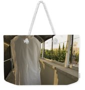 A Nun In A Monastery  Weekender Tote Bag