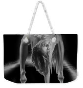 A Painful Pose Weekender Tote Bag