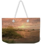 A Painted Sunrise Weekender Tote Bag