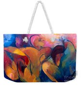 A Passion To Be Raised Weekender Tote Bag