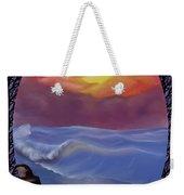 A Pastel Seascape  Weekender Tote Bag