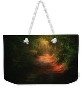 A Path In The Dark Weekender Tote Bag