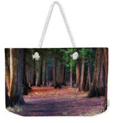 A Path Of Redwoods Weekender Tote Bag