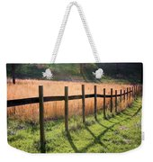A Path Seldom Taken Weekender Tote Bag