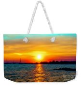 A Path To The Sun Weekender Tote Bag