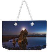 A Peaceful Night Weekender Tote Bag