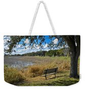 A Peaceful Place Weekender Tote Bag
