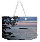A Peaceful Sunset Weekender Tote Bag