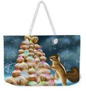 A Perfect Christmas Tree Weekender Tote Bag