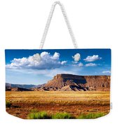 A Perfect Day Out West Weekender Tote Bag