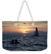 A Perfect Days End Weekender Tote Bag