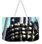 A Peril Up The Mast Weekender Tote Bag