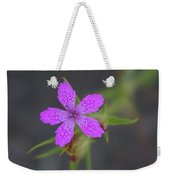 A Perky Little Blossom  Weekender Tote Bag