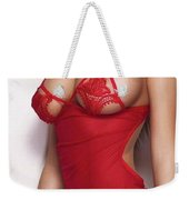 A Person To Shed Weight Weekender Tote Bag