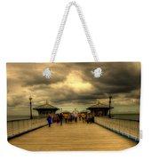 A Pier Weekender Tote Bag