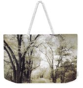 A Place For Dreams To Stay Forever Weekender Tote Bag