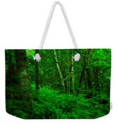 A Place In The Forest Weekender Tote Bag