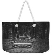 A Place To Sit 6 Weekender Tote Bag