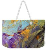 A Planet Outside The Milk Way Weekender Tote Bag
