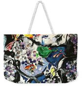 A Point Of View Weekender Tote Bag