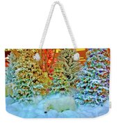 A Polar Bear Christmas 2 Weekender Tote Bag