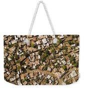 A Poor Neighborhood In Urban Maputo Weekender Tote Bag
