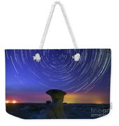 A Portal To Bisti Badlands Weekender Tote Bag