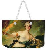 A Portrait Of Anne Josephe Bonnnier De La Mossau  Weekender Tote Bag