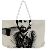 A Portrait Of The Artist As A Young Man Weekender Tote Bag