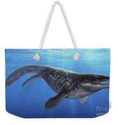 A Prognathodon Saturator Swimming Weekender Tote Bag