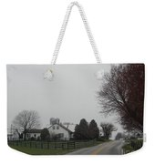 A Promise Of An Early Spring Weekender Tote Bag